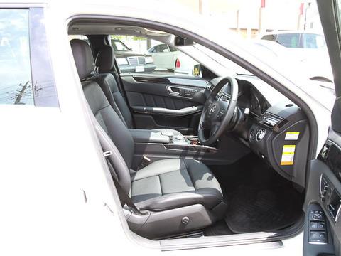 E350ワゴン インテリア