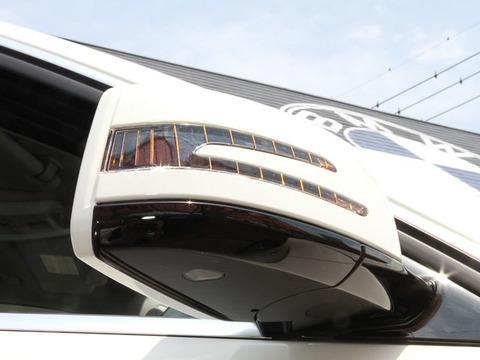 E350ワゴン ウインカーミラー