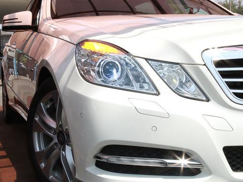 E350ワゴン キセノン