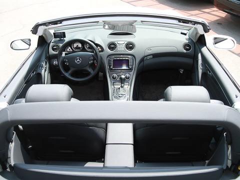 AMG SL55 インテリア